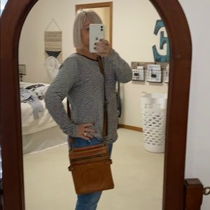 Patricia Nash Bags - Barely used Patricia Nash leather bag
